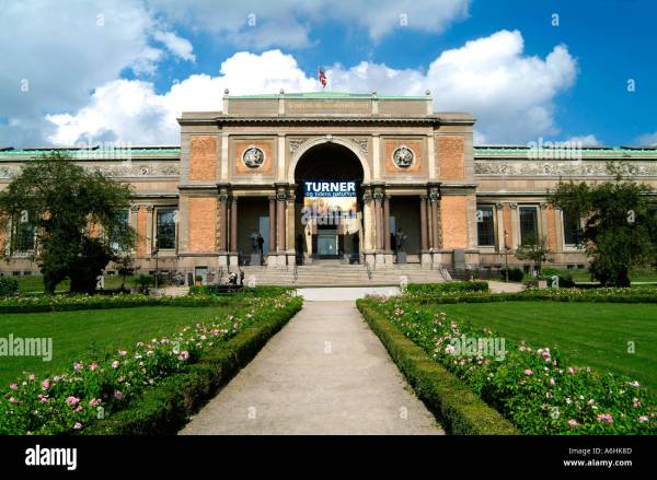 Statens Museum Kunst Stock & - Alamy
