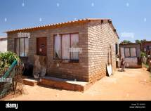 House in South Africa Township
