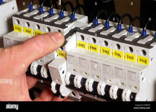 small resolution of building of switchgears in a school installations of the current distributor fuse box electrical safety devices