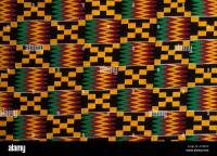 Kente Cloth Ghana Stock Photos & Kente Cloth Ghana Stock ...