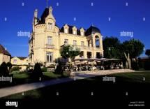 France Gironde Saint Emilion Grand Barrail Castle Hotel
