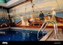 France Paris Swimming Pool Of Le Bristol Hotel Rue Du
