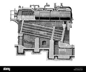 Diagram Illustration Old Steam Stock Photos & Diagram Illustration Old Steam Stock Images  Alamy