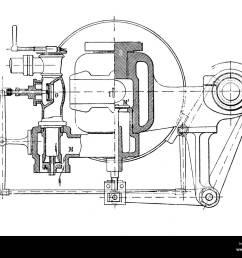 otto gas burning engine valves stock image [ 1300 x 1042 Pixel ]