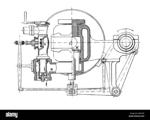 small resolution of otto gas burning engine valves stock image