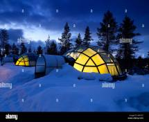 Glass Igloo Night Hotel And Village