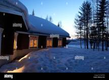 Snow Village Cabins