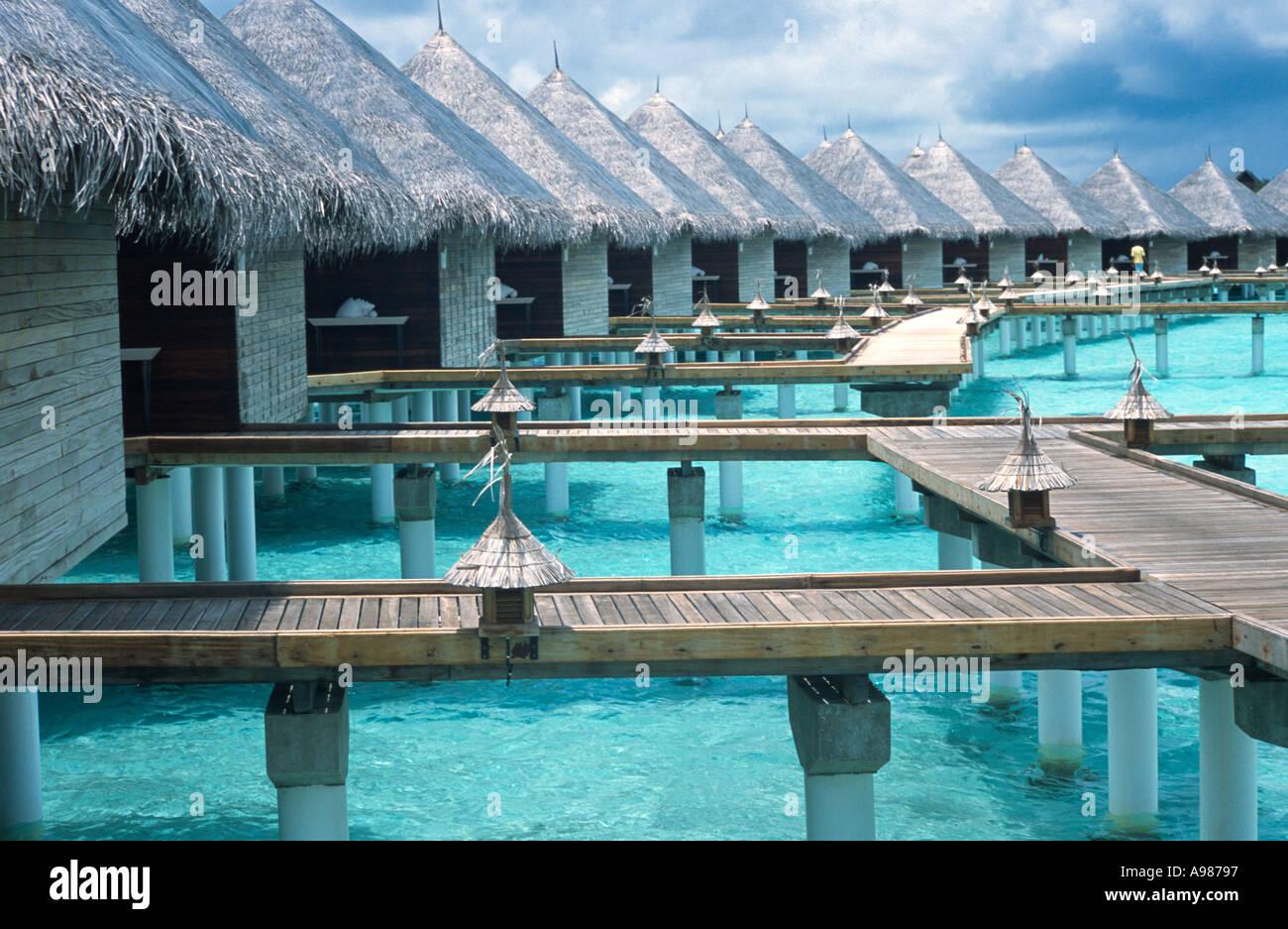 Deluxe Overwater Villas Taj Exotica Resort Hotel Spa