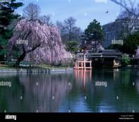TORII GATEWAY JAPANESE HILL AND POND GARDEN BROOKLYN ...
