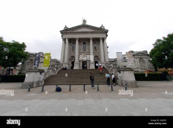 Tate Britain Art London Stock &
