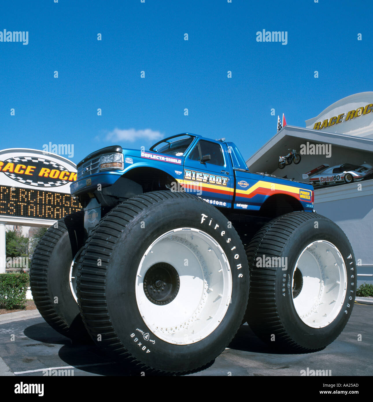 Bigfoot Monster Truck 2017