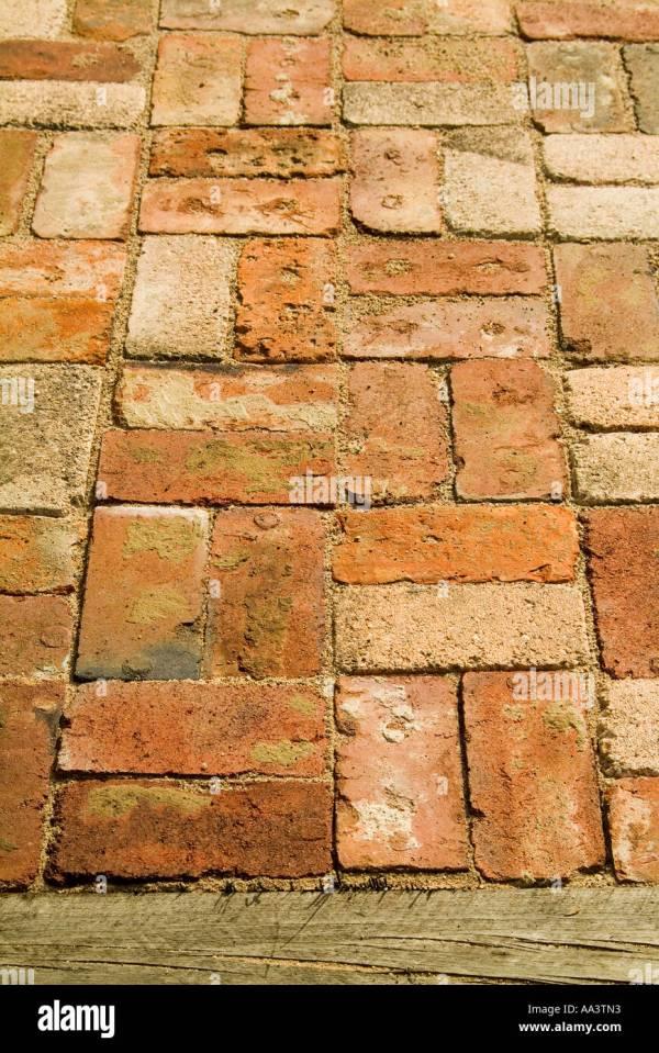 Basketweave Brick Pavers - Year of Clean Water