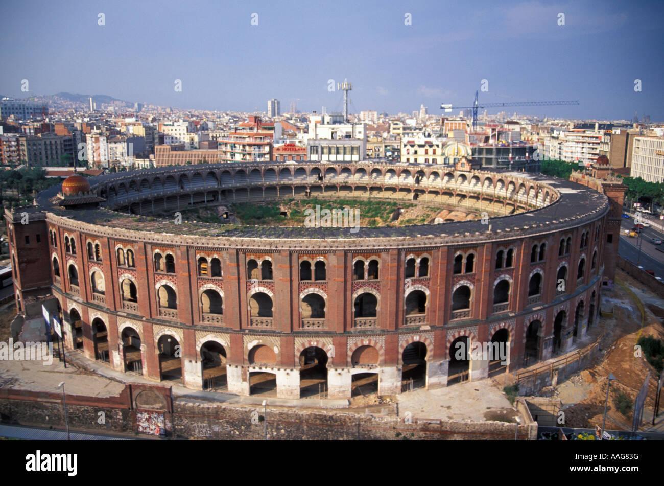 Arenas Barcelona Las Spain