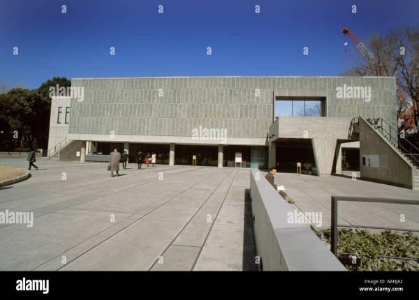 National Museum Of Western Art Tokyo Stock &