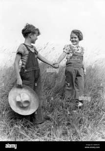 1940s Farm Girl Fashion