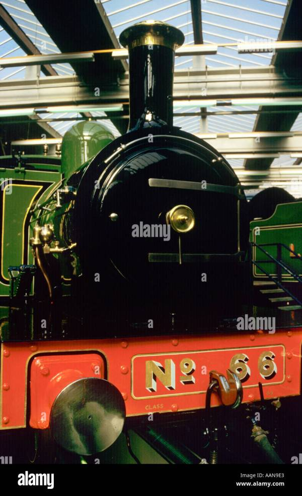 Ner 2 4t 66 Aerolite Steam Engine Locomotive