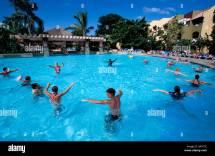 Animation In Pool Of Casa Marina Reef Resort Sosua