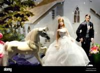 barbie and ken wedding dolls bride romantic wedding barbie ...