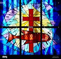 Dubai UAE St Marys Catholic Church Stained Glass Window ...