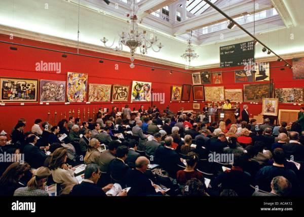 Impressionist Art Sothebys Auction House Bond