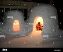 Warm Glow Igloo Children