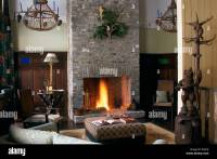 living room chimney - Design Decoration
