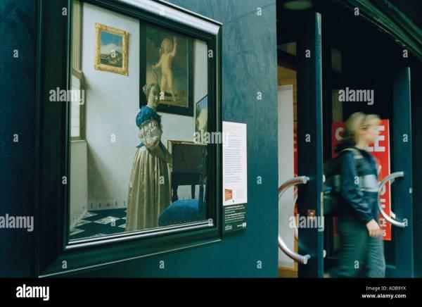 Johannes Vermeer Stock & - Alamy