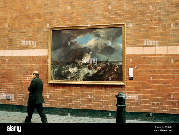 Art Painting Turner Stock & - Alamy