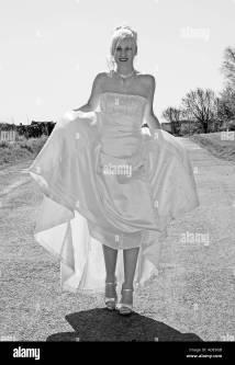 Runaway Bride Stock &