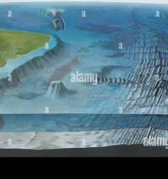 ocean floor stock image [ 1300 x 727 Pixel ]