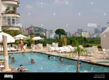 Rooftop Swimming Pool With Views In Hotel Gloria Rio De