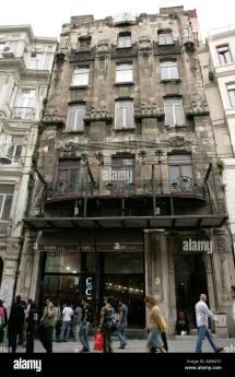 Botter House Istiklal Street Beyoglu Istanbul Turkey