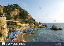 Mermerli Beach Antalya Turkey Stock 13638359 - Alamy
