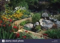 Feng Shui garden Design Pamela Woods serpentine path and ...