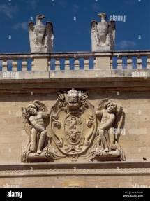 Schloss Adler Stock &