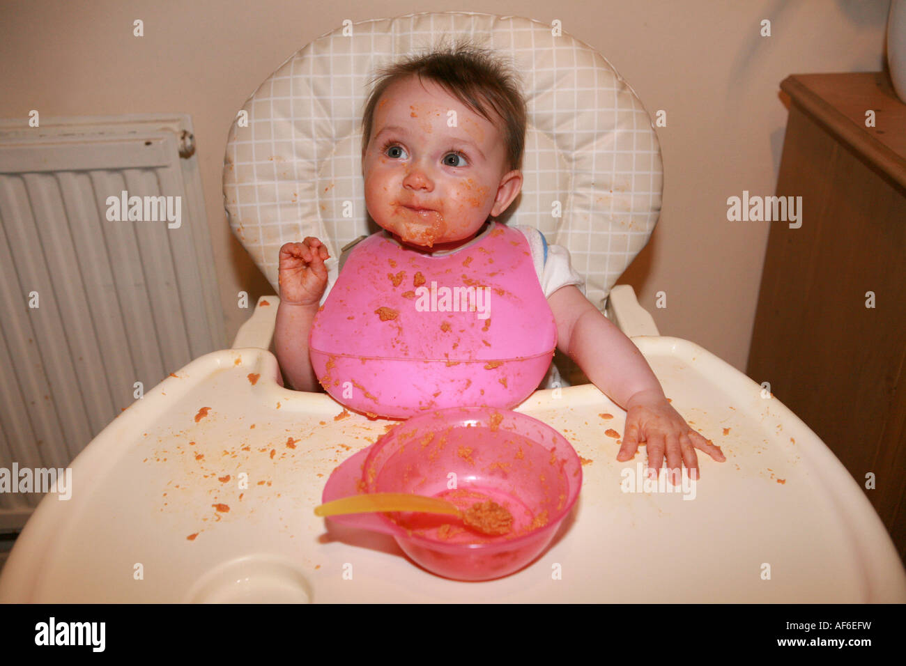 Baby Food Chair Old Covered Well Stock Photos And Old Covered Well Stock