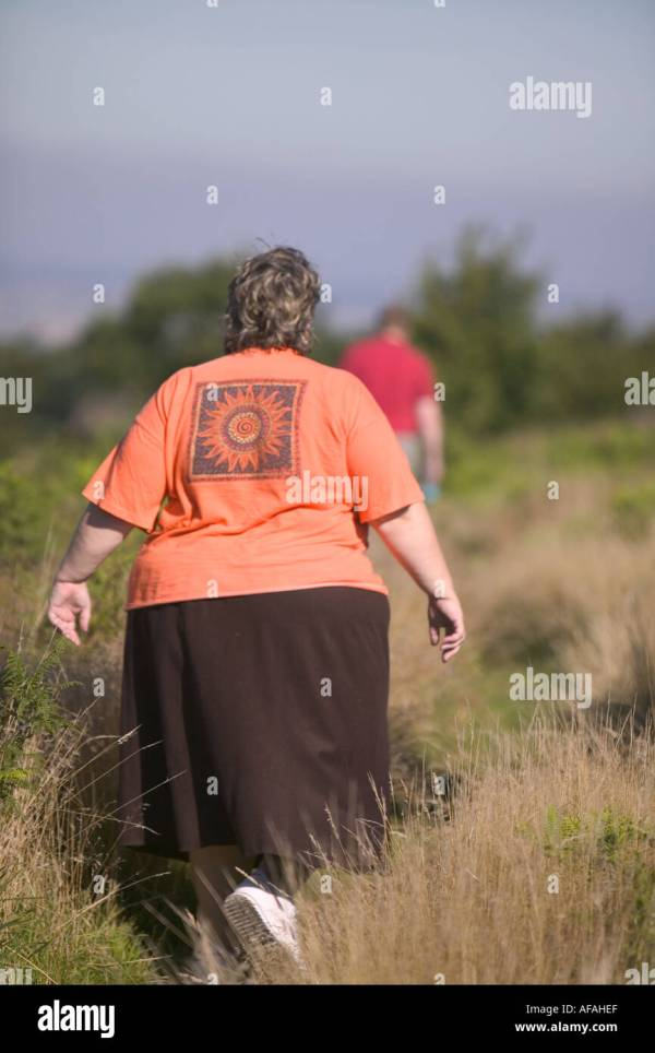 Big Bum Woman Stock & - Alamy