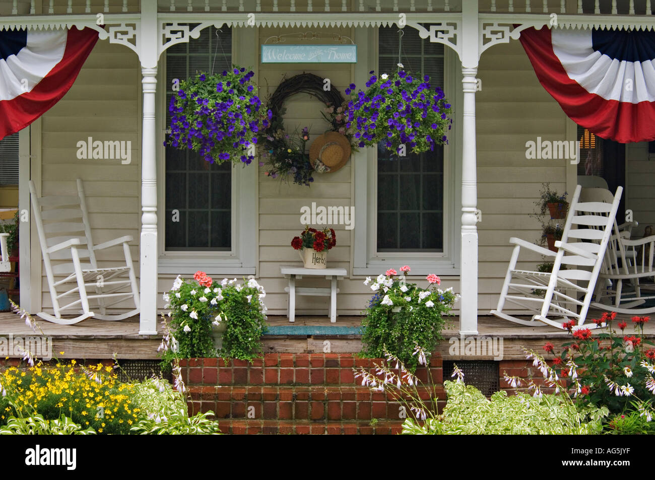 Home Pictures Mobile Front Porches