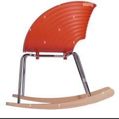 Rocking Chair Rockers How Much Does It Cost To Get A Reupholstered Red Seat On Wooden Stock Photo 2622917 Alamy