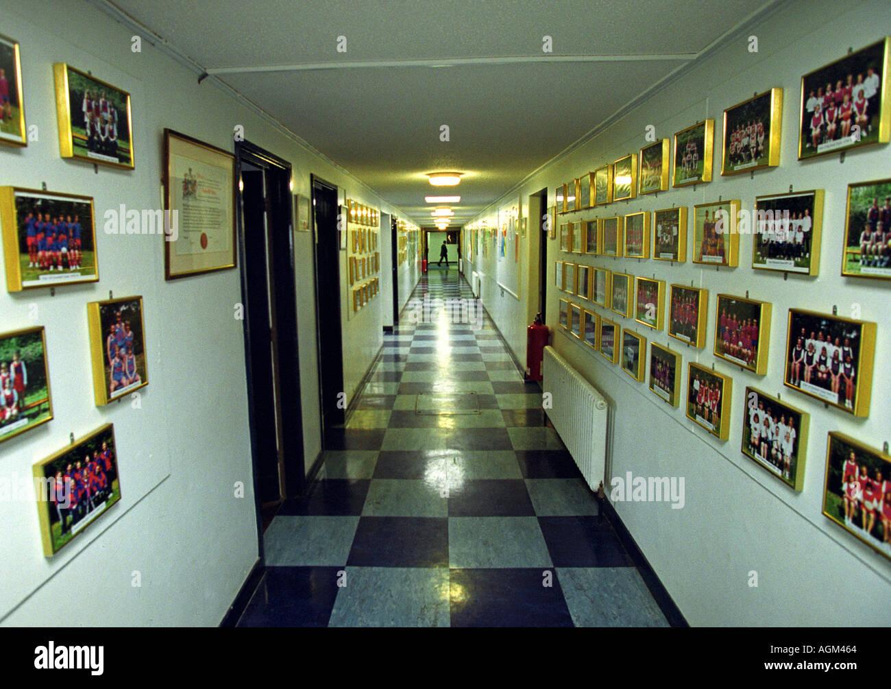 School Corridor Stock Photos  School Corridor Stock