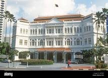 World Famous 5 Star Raffles Hotel In Singapore Named