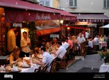 People Eating Restaurants Of Le Suquet Cannes