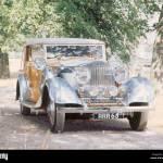 1934 Rolls Royce Phantom 2 Stock Photo Alamy