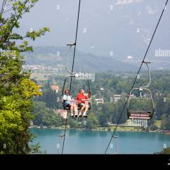 Buy Ski Lift Chair Wheelchair Ramp Code People Riding On Straza Slope Above Lake