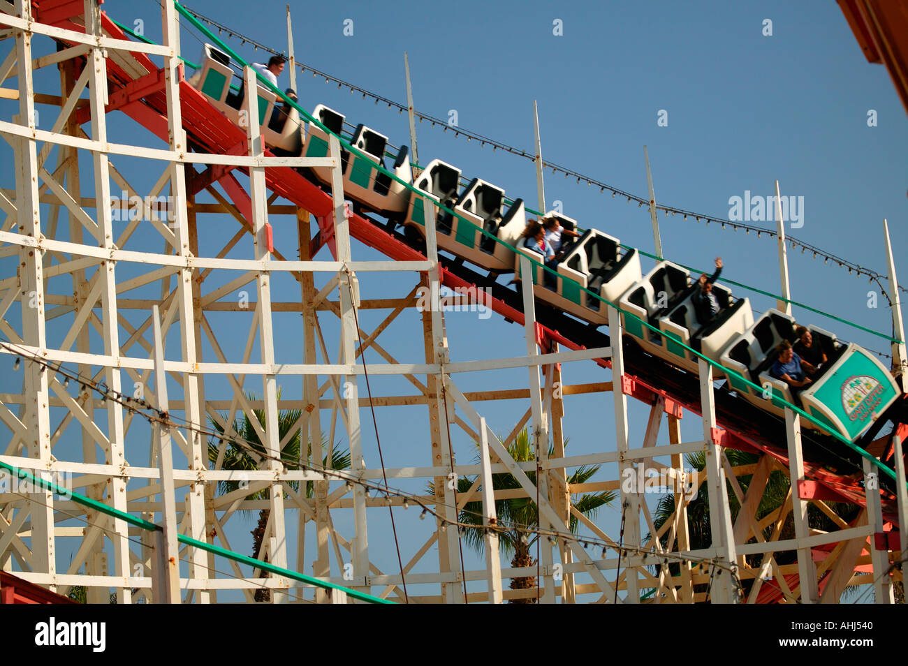 hight resolution of wooden rollercoaster belmont park mission beach san diego california