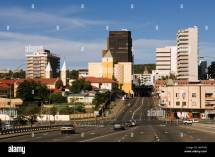 Namibia Windhoek City