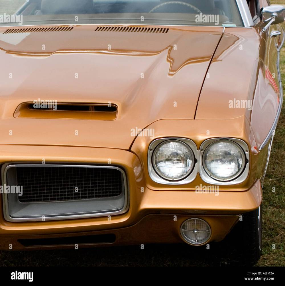 medium resolution of 1972 pontiac lemans convertible front view