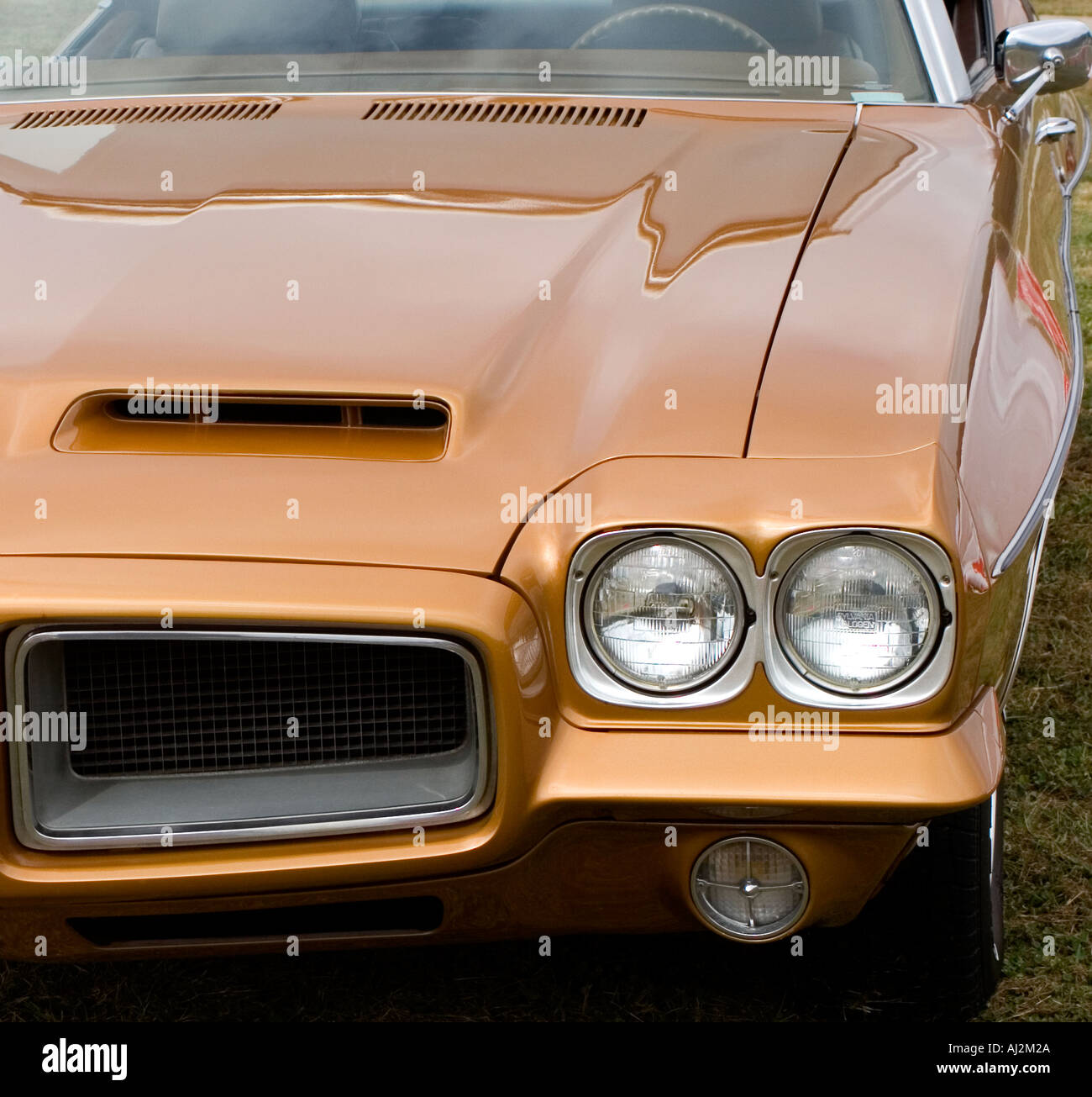 hight resolution of 1972 pontiac lemans convertible front view