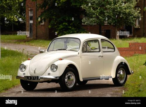 small resolution of 1971 volkswagen beetle stock image