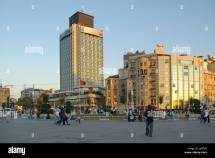 Hotel Taksim Square Stock &